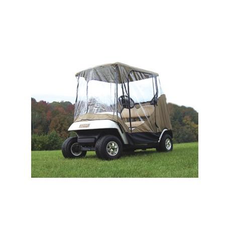 Toldo de coche de golf para lluvia