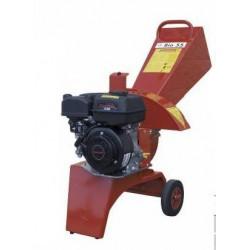Trituradora de ramas eléctrica BIO50E