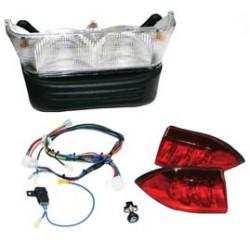 Kit de luces básico Club Car gasolina