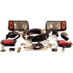 Kit de luces completo Club car Ds eléctrico