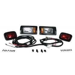Kit de luces completo Ezgo Medallist y TXT eléctrico
