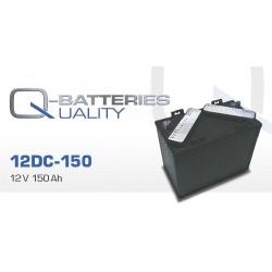 Batería Quality de 12V y 150AH (Pedido mínimo 4 und)