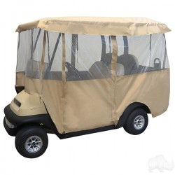 Toldo de lluvia universal par coches de golf